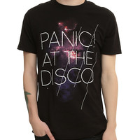 Panic! At The Disco Galaxy Logo T-Shirt