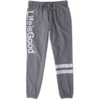 Women's LIG Pant Stripe Spacedye Jogger