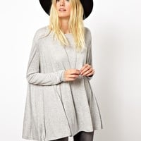 Just Female Oversized Swing Top