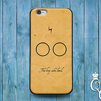 Cute Nerd Phone Cover Harry Potter Hogwart Quote Case iPod iPhone Movie Book Fun