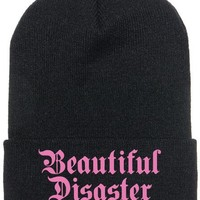 """Punk Princess"" Beanie by Beautiful Disaster (More Options)"
