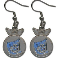 Sailor Moon Earrings - Sailor Mercury Change Rod