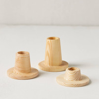 Stacking Taper Candle Holder Set | Urban Outfitters