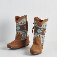 Rustic Adventurous Vision Boot