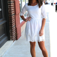Simple and Chic {Dress}