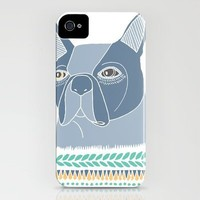 Boston Terrier iPhone Case by Alice Rebecca Potter   Society6