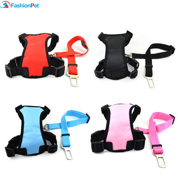 Dog Car Safety Belt WITH HARNESS