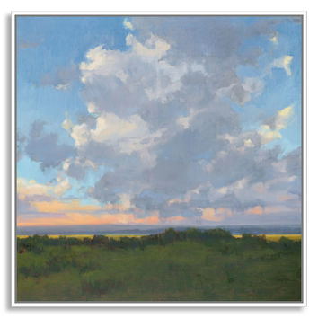 Kim Coulter, Afternoon Sky II, Paintings