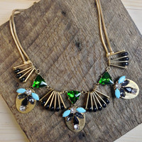 Tropics Statement Necklace