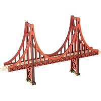 Golden Gate Bridge by Maple Landmark