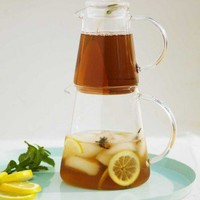 Tea For Two Iced Tea Pitcher - VivaTerra