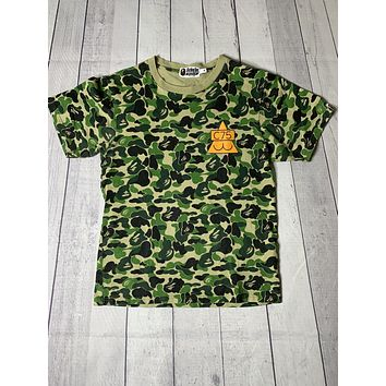Bape x Club 75 ABC Camo Tee