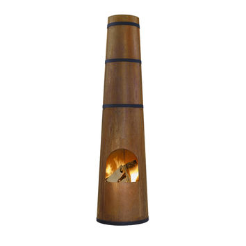 Smokestack Outdoor Firepit - A+R Store