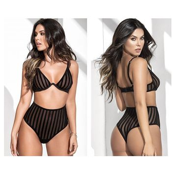 Mapale 7245 Two Piece Set Color Black