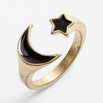Carole Moon & Star Wrap Ring   Nordstrom