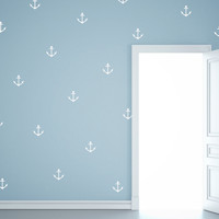 Anchors Mini-Pack Wall Decals