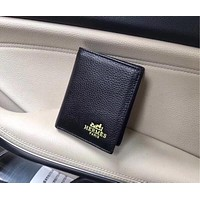 HERMES MEN'S LEATHER WALLET
