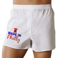 Made In Philly Boxer Shorts
