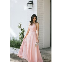 Emma Flowy Maxi Dress
