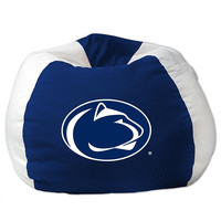 Penn State Nittany Lions NCAA Team Bean Bag (96in Round)
