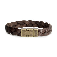 Leather Bracelet - from H&M