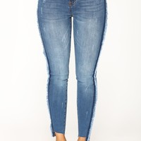 Be The One Skinny Jeans - Dark