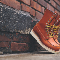 """Red Wing 8"""" Moc Toe Heritage - """"Oro Legacy"""""""