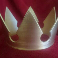 Kingdom Hearts inspired Sora Crown Cosplay Prop