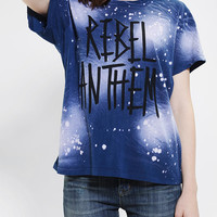 Truly Madly Deeply Rebel V-Back Tee - Urban Outfitters