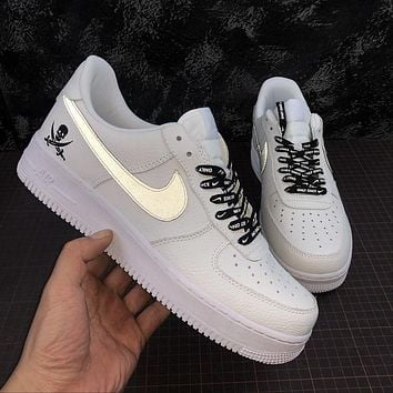 Nike Air Force 1 '07 AF1 Low LV8 WB Reflective Fashion Shoes