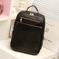 Stylish Simple Design Pc Backpack Travel Bags [6582660423]