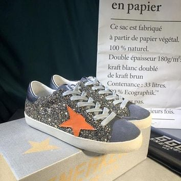 Golden Goose Ggdb Superstar Sneakers With All-over Swarovski Crystals Reference #10706