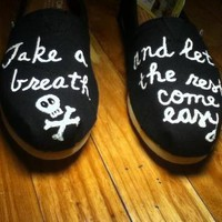 All Time Low lyric TOMS
