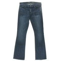 Citizens of Humanity Womens Amber Whisker Wash Mid-Rise Bootcut Jeans