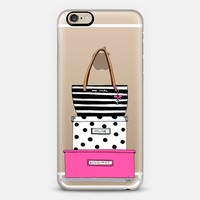 Kate spade (transparent) iPhone 6s case by the pretty pink studio   Casetify