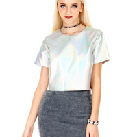HOLOGRAPHIC BOX TOP