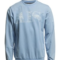 AIS Sweat With Front Print (Blue Boy) - In Stock! - Fast Delivery with Boozt.com