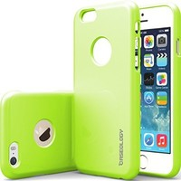 iPhone 6 Case, Caseology® [Daybreak Series] Slim Fit Shock Absorbent Cover [Turquoise Mint] [Slip Resistant] for Apple iPhone 6 (2014) & iPhone 6S (2015) - Turquoise Mint