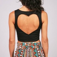 Heartache Crop Top | Cute Tops at Pink Ice