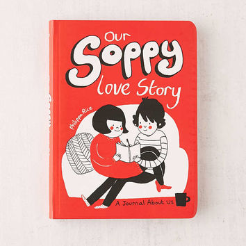 Our Soppy Love Story: A Journal About Us By Philippa Rice - Urban Outfitters