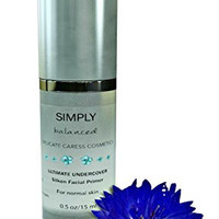 Best Foundation and Makeup Primer - Fills in Fine Lines for Smooth and Flawless Foundation and Makeup Application - Powerful Antioxidant Vitamin E - Fight Signs of Aging - Longer Lasting and Fabulous on Mature Aged Skin - Made in USA - FDA Approved