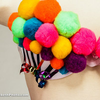 Up Up & Away  EDC Balloon Bra and Tutu FREE US by LeVixenDesigns