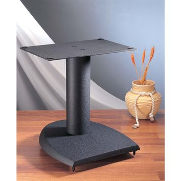 DF Series Center Speaker Stand Black Cast Iron