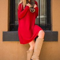 How To Love Tunic, Red
