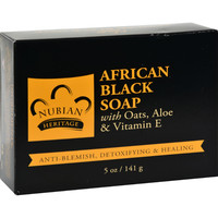 Nubian Heritage Bar Soap African Black - 5 oz