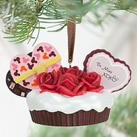 Mickey Mouse Ear Hat Ornament - Valentine's Day | Disney Store