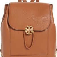 Tory Burch Chelsea Leather Backpack   Nordstrom