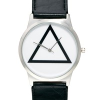 River Island   River Island Triangle Face Watch at ASOS