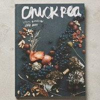 Chickpea Vegan Quarterly Winter Issue by Anthropologie in Dark Grey Size: One Size Books