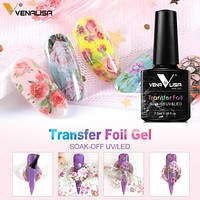 Nai lArt Transfer Foil Gel Nail Polish